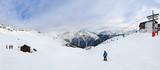Mountain ski resort Solden Austria - 175183737