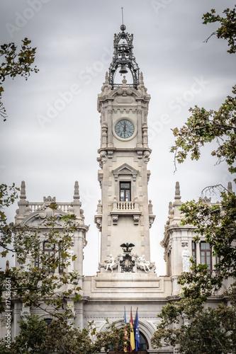 view of Valencia city building