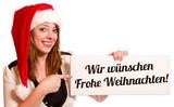 Wir wünschen Frohe Weihnachten - 175194380