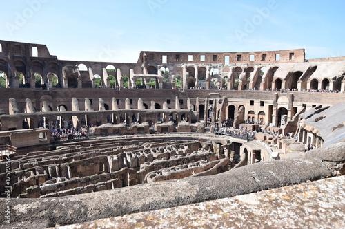 In de dag Rome Rome, Italie