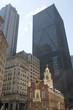 Boston, a walk through downtown Boston and Financial district