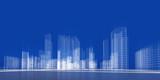 City concept 3d rendering - 175270555