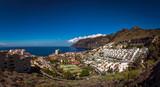 Die Felsen von Los Gigantes auf Teneriffa als Panorama - 175271382