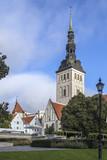 St. Nicholas Church - Tallinn - Estonia poster