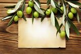 olive oil label - 175281754