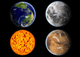 planeten set - 175287543