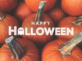 Happy Halloween Typo...