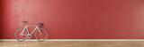 Hipster Rennrad in Wohnung abstellen - 175317501