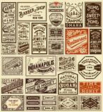 Mega set of old advertisements - 175328309