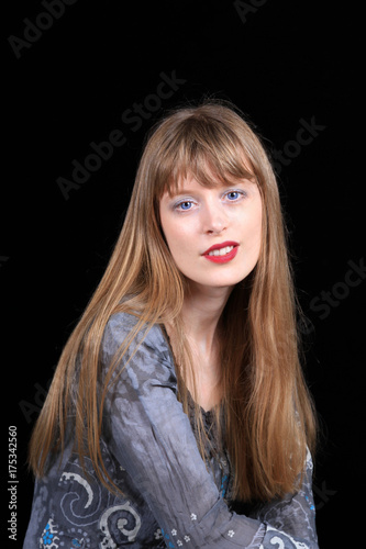 Young Blonde Girl