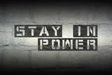 stay in power gr - 175358112