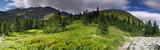 Panorama z Doliny Spalonej
