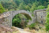 Ancient roman bridge - 175381911