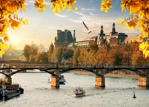 Papiers peints Paris Pont des Arts