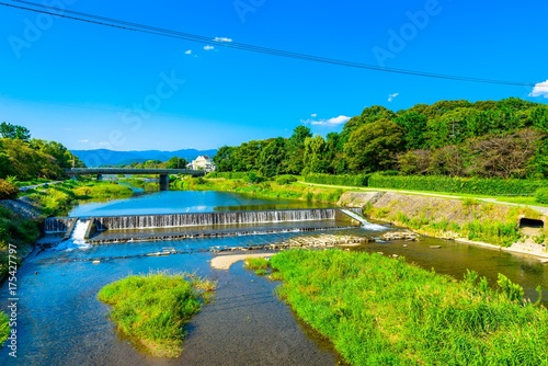 Foto op Plexiglas Kyoto 京都 鴨川