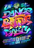 Dance battle party