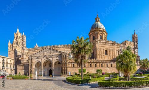 Plexiglas Palermo Palermo Cathedral in Palermo