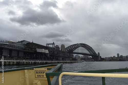 Staande foto Sydney Sydney harbour and opera house