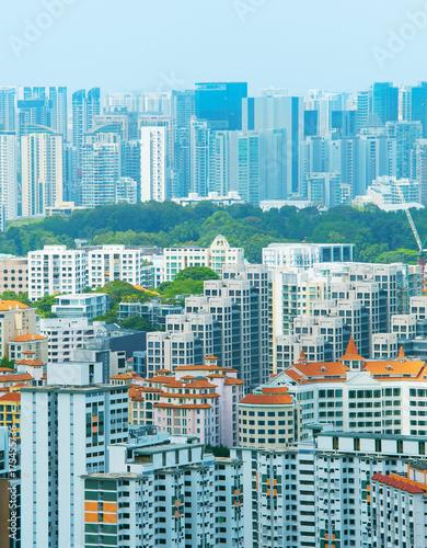 Singapore real estate Poster