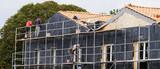 Travaux construction maison - 175459527