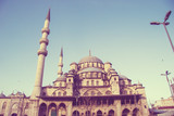The Mosque in Istanbul - 175460368