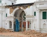 Aftermath of Nepal earthquake 2015 in Kathmandu - 175462978