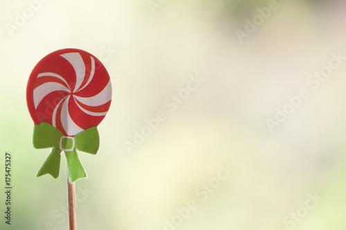 paper lollipop Poster