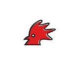 Rooster logo - 175479328