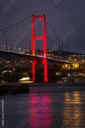 Poster Night Bosporus