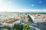 Prague Old Town Square, Czech Republic - 175504348