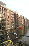 houses on the Canal of the City of Amsterdam - 175511762
