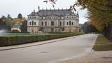 historic building in autumn - 175521901