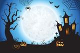 Halloween Spooky Blu...