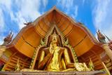 The great gorgeous Bhudda in Wat Tham Sua, Kanchanaburi