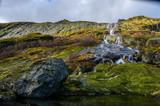 Wasserfall / Bach in den Lofoten - 175573308
