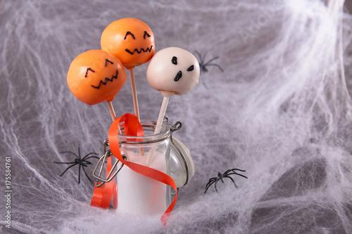 halloween lollipop Poster