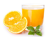 Fresh orange juice - 175589362