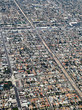 Los Angeles Suburbs, Aerial View