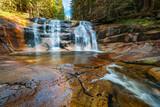 Mumlava waterfall / Mumlavský vodopád
