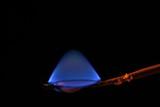 Burning Sulfur - 175602545