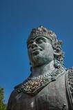 Vishnu Statue in Garuda Wisnu Kencana, Bali, Indonesia