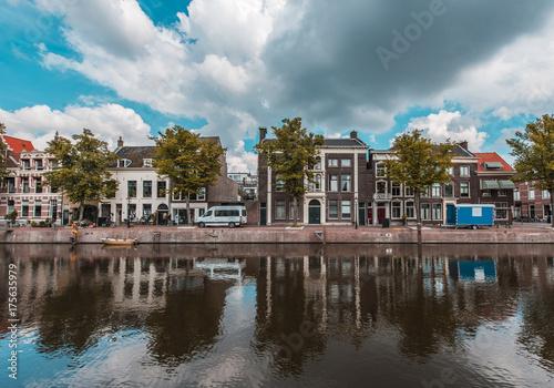 Deurstickers Amsterdam Schiedam, Olanda