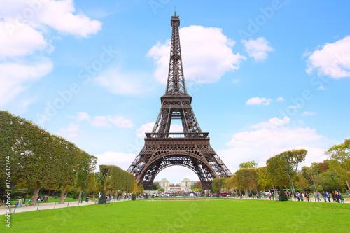 The Eiffel Tower - 175637174
