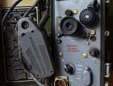 Soviet vintage military radio - 175643976