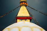 Boudhanath stupa in Kathmandu - 175683754