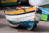 Traditional fishing boat - 175710912