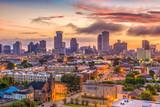 New Orleans Louisana Skyline - 175720543