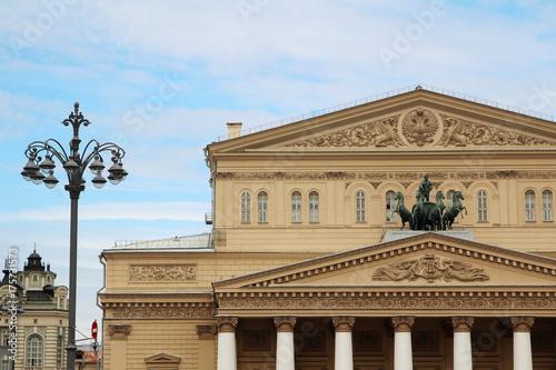 Keuken foto achterwand Moskou The Bolshoy Theatre, Moscow