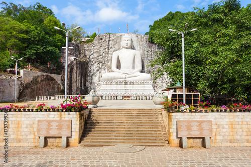 Aluminium Boeddha Rambadagalla Samadhi Buddha Statue