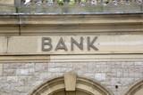 Bank Sign - 175749351